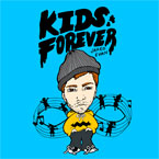 Jared Evan - Kids Forever Artwork