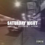 Jarred AG - Saturday Night Artwork