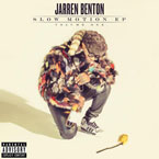 Jarren Benton - Silence ft. Sareena Dominguez Artwork
