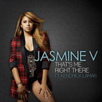 Jasmine V ft. Kendrick Lamar - That's Me Right There Artwork