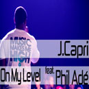 J. Capri ft. Phil Ad - On My Level Artwork