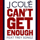 J. Cole ft. Trey Songz - Cant Get Enough Artwork