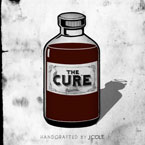 J. Cole - The Cure Artwork