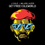 J. Cole x Major Lazer - Get Free ColeWorld Artwork