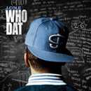 J. Cole - Who Dat Artwork