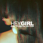 Jeary! ft. Rapper Big Pooh - Hey Girl Artwork