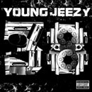 Young Jeezy - .38 Artwork