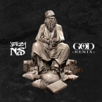 Jeezy - GOD (Remix) ft. Nas Artwork