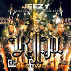 Young Jeezy ft. Kendrick Lamar, Chris Brown &amp; YG - R.I.P. (Remix) Artwork