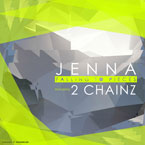 Jenna ft. 2 Chainz - Falling to Pieces Artwork