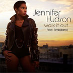 Jennifer Hudson ft. Timbaland - Walk It Out Artwork