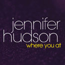 Jennifer Hudson - Where You At Artwork