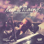 Jeremih ft. Marcus Fench - Keep It Moving Artwork