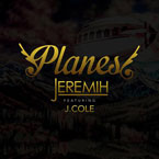 Jeremih ft. J. Cole - Planes Artwork