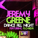 Jeremy Greene ft. Flo Rida - Dance All Night Artwork