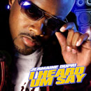 Jermaine Dupri - I Heard Um Say Artwork