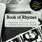 Jermiside & Danny Diggs ft. Theory Hazit, K. Sparks & DJ Mayhem - Book of Rhymes Artwork