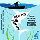 Jesse Abraham ft. Homeboy Sandman & Corina Corina - Always & Forever Artwork