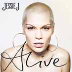 Jessie J - Thunder Artwork