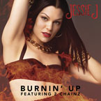 Jessie J. ft. 2 Chainz - Burnin' Up Artwork