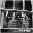 J.F.K ft. Mac Miller - 17 Artwork