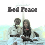 Jhené Aiko ft. Childish Gambino - Bed Peace Artwork