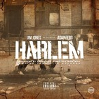 Jim Jones - Harlem ft. A$AP Ferg Artwork