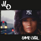 Jennifer Lopez - Same Girl Artwork