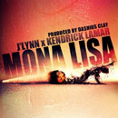J'Lynn ft. Kendrick Lamar - Mona Lisa Artwork