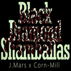 J. Mars - Black Diamond Shamballas Artwork