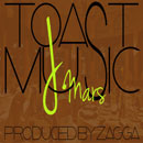 J. Mars - Toast Music Artwork