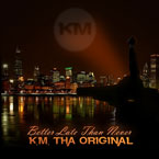 K.M. tha Original ft. YP - The Rush Artwork