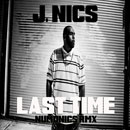 J NICS - Last Time (Numonics Remix) Artwork