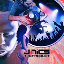 J NICS ft. ¡MAYDAY! - Blood Money Artwork