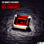 Red Diamonds Artwork