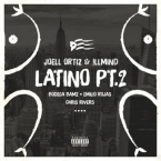 Joell Ortiz & !llmind - Latino Pt. 2 ft. Bodega Bamz, Emilio Rojas & Chris Rivers Artwork