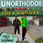 Joey BadA$$ - Unorthodox Artwork