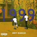 Joey BadA$$ ft. CJ Fly - Don't Front Artwork