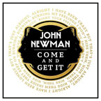 John Newman - Come And Get It Artwork