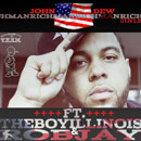 John Dew ft. The Boy Illinois &amp; Rob Jay - Richman (Remix) Artwork