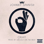 Johnny Spanish - Okay Artwork