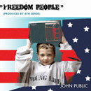John Public - Freedom People Artwork