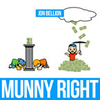Jon Bellion - Munny Right Artwork