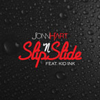 Jonn Hart ft. Kid Ink - Slip and Slide Artwork