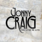 Jonny Craig - The Lives We Live Artwork