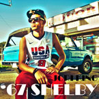 Jori King ft. Jay Howden - '67 Shelby (Remix) Artwork