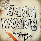 Joyner Lucas - Back Words Artwork