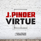 J. Pinder ft. Camila Recchio - Virtue Artwork