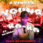 J. Pinder ft. DJ Vega - Young Ra Ra Artwork