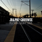 JR & PH7 x Chuuwee - Florin Light Rail Artwork